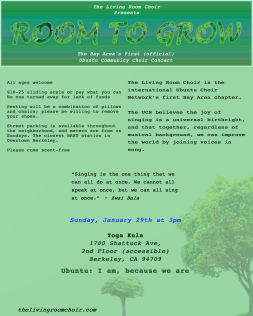Room to Grow: January 2017 at Yoga Kula