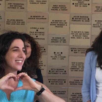 Unamundamor: Spring 2017, Beth El Temple Homeless Dinner